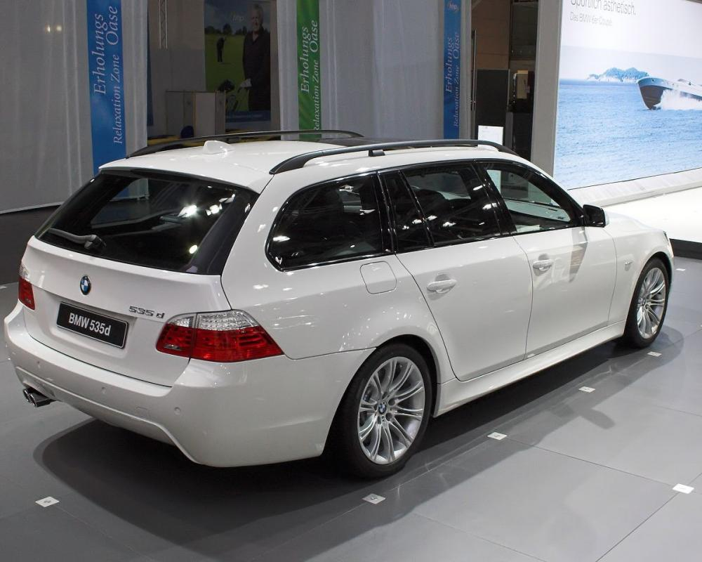 BMW 535d Touring (With images) | Bmw touring, Bmw cars, Bmw wagon