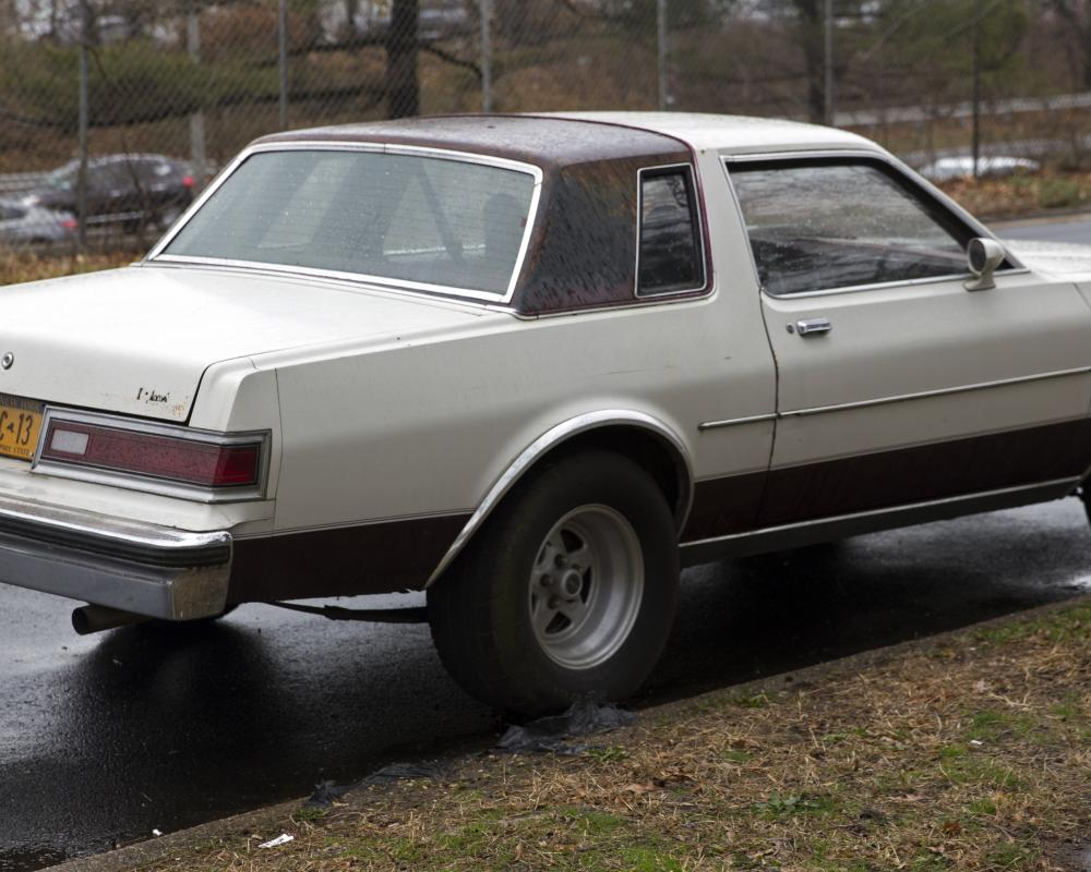 File:1981 Dodge Diplomat coupe, rear right.jpg - Wikimedia Commons