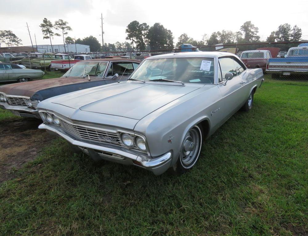 1966 Chevrolet Impala 2dr HT | Collector Cars Classic & Vintage ...