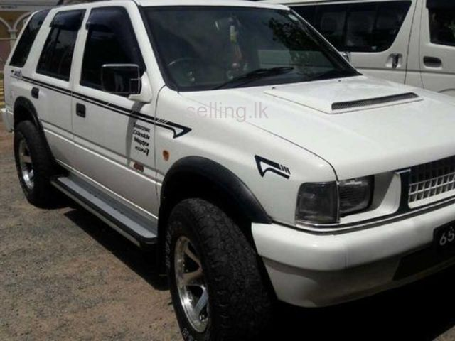 opel jeep - 28 images - 2002 opel frontera 4x4 jeep in carryduff ...