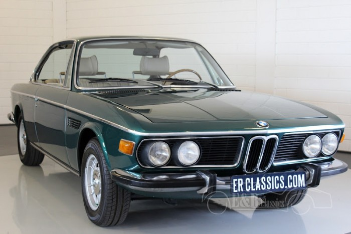 BMW Classic Cars | BMW oldtimers for sale at E & R Classic Cars!