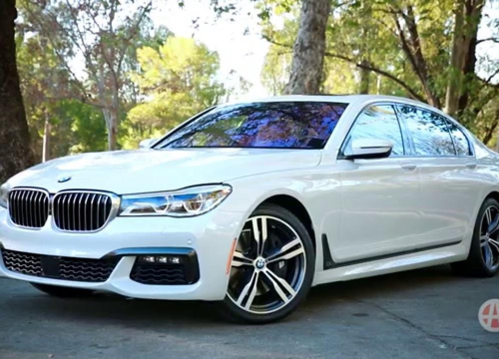 2016 BMW 750i xDrive | 5 Reasons to Buy | Autotrader - YouTube