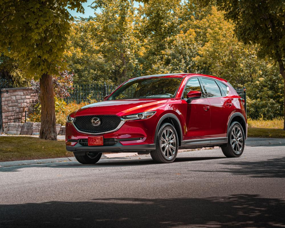 2020 Mazda CX-5 Review, Pricing, and Specs