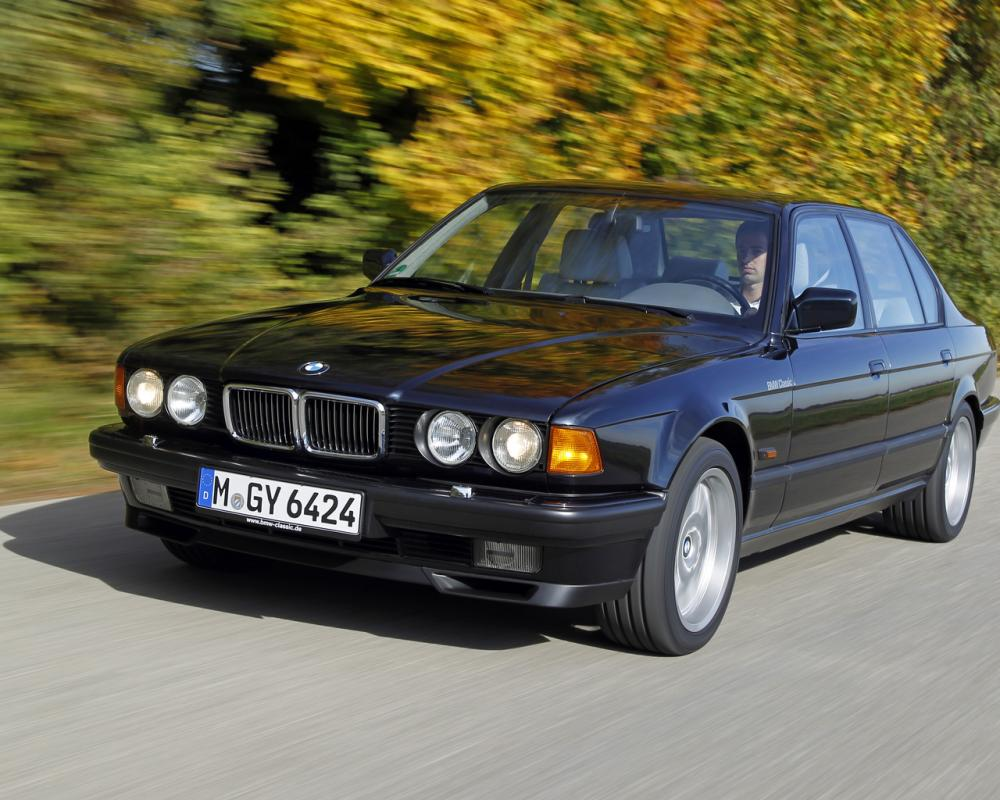 1986 BMW 750iL | BMW | SuperCars.net