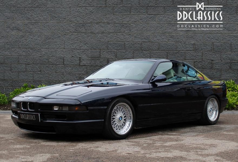 1993 BMW 850 is listed Sold on ClassicDigest in Surrey by DD ...