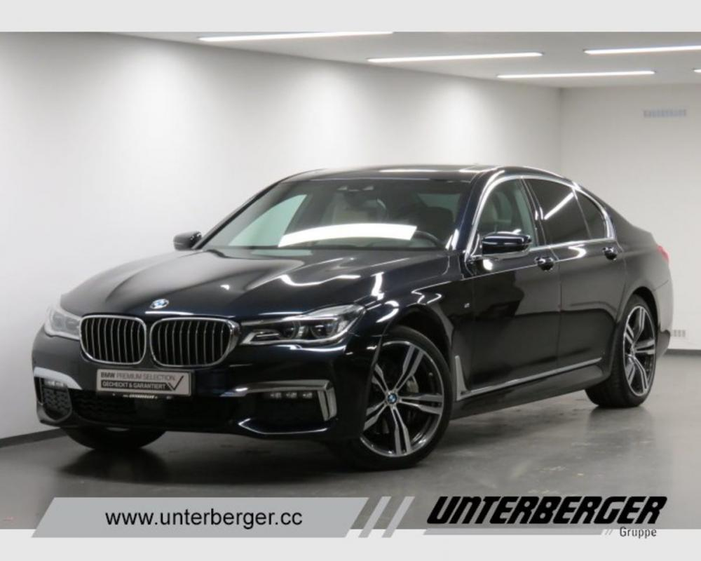 BMW 730d xDrive Limousine M Sportpaket Head-Up DAB U