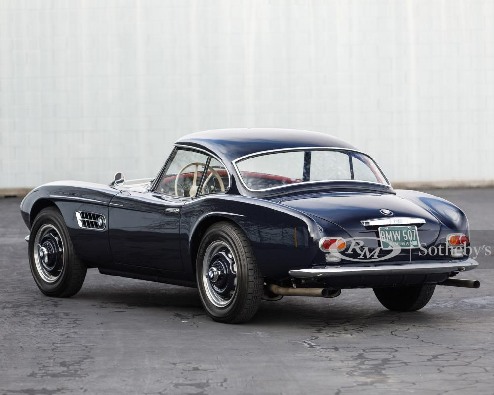 1958 BMW 507 Roadster Series II | Arizona 2019 | RM Sotheby's