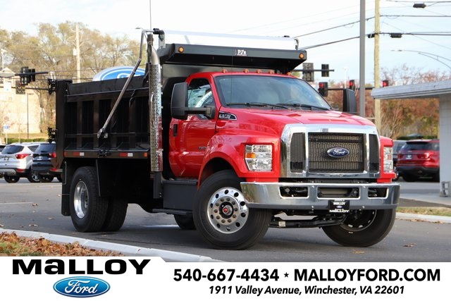 2019 FORD F-750 REGULAR DUMP-TRUCK FOR SALE #669020 | VA