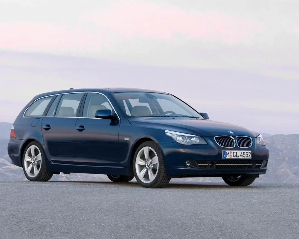 BMW Heaven Specification Database | Specifications for BMW 525i ...