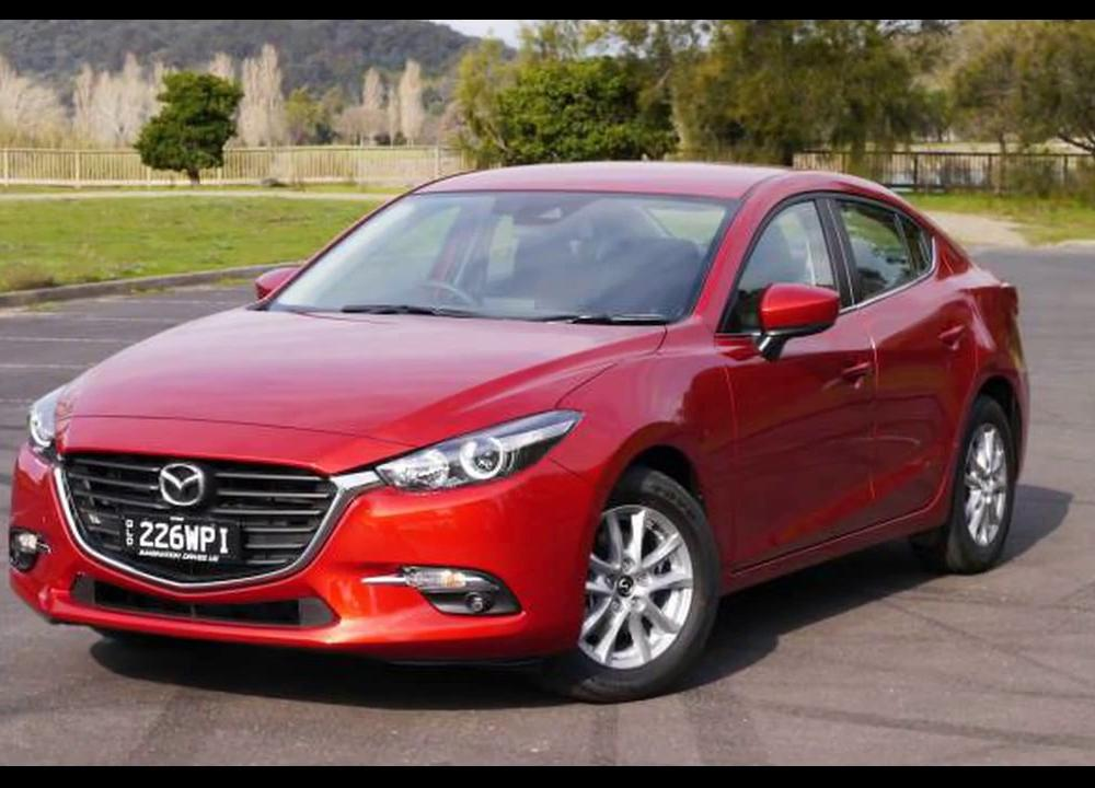2017 MAZDA 3 MAXX SEDAN - YouTube