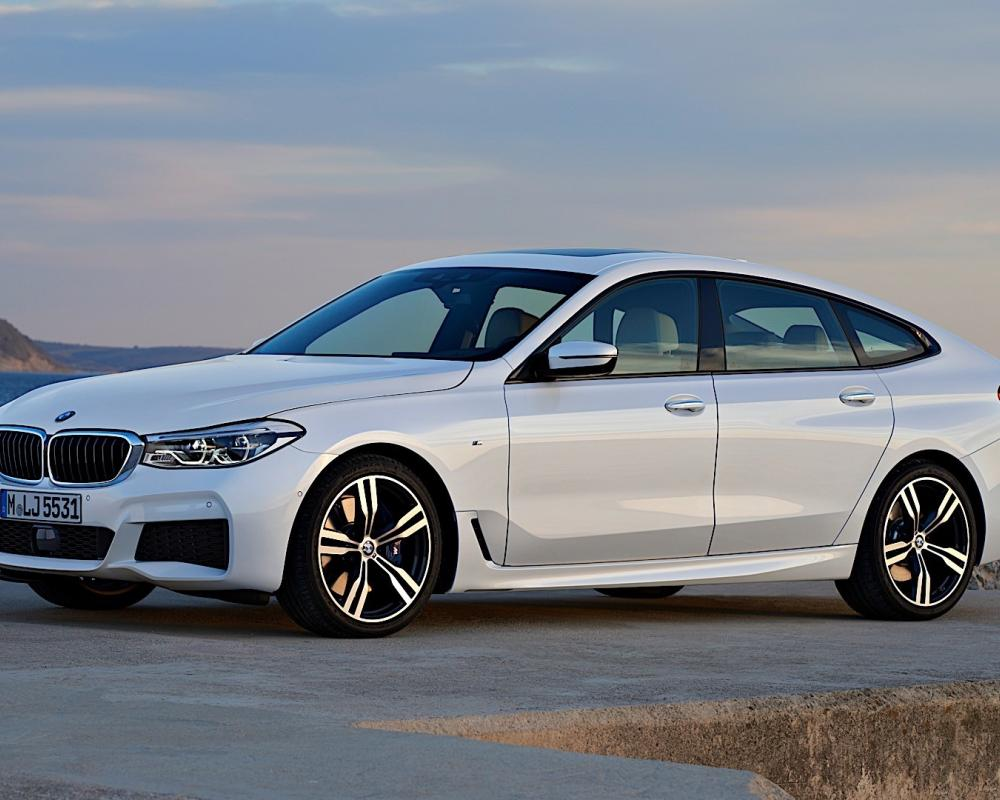 BMW 6 Series Gran Turismo Spezifikationen & Fotos - 2017, 2018 ...