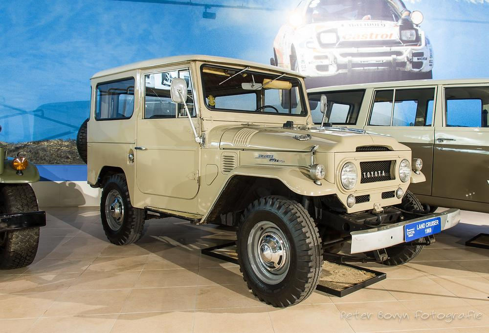 Toyota Land Cruiser FJ40 - 1969 | This car was presented by … | Flickr