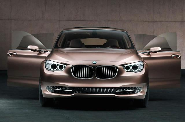 Bmw 5 Series Gran Turismo By Hamann Top Speed Gt Wallpaper ...