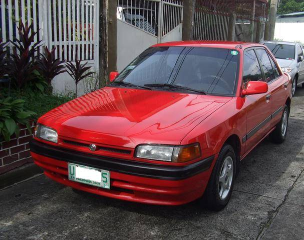 Images for > Mazda 323 Lx 11