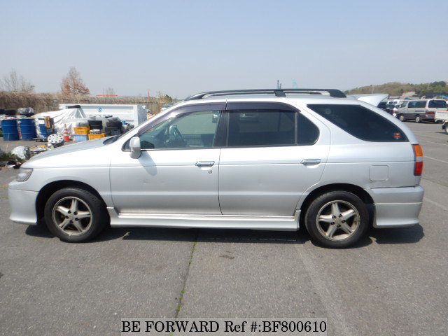 Used 1999 NISSAN RNESSA AXIS/GF-PNN30 for Sale BF800610 - BE FORWARD