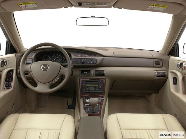 2002 Mazda Millenia Interior: Dimensions, Photos, Colors, Specs