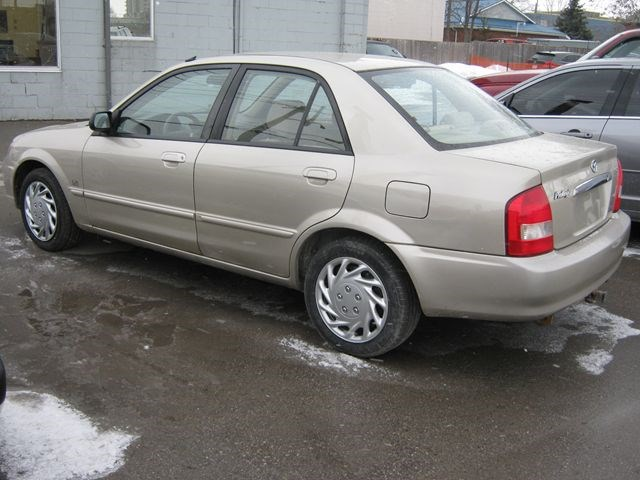 2002 Mazda Protege LX Grey for 3495 in London | NorthumberlandNews.com
