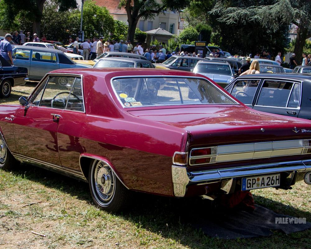 1965 Opel Diplomat Coupé (rear view) | 1960s | Paledog Photo ...
