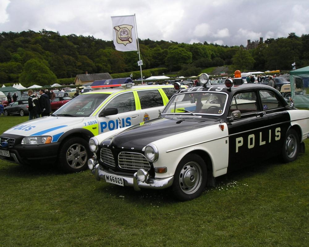 Volvo 122 Amazon – Sweden