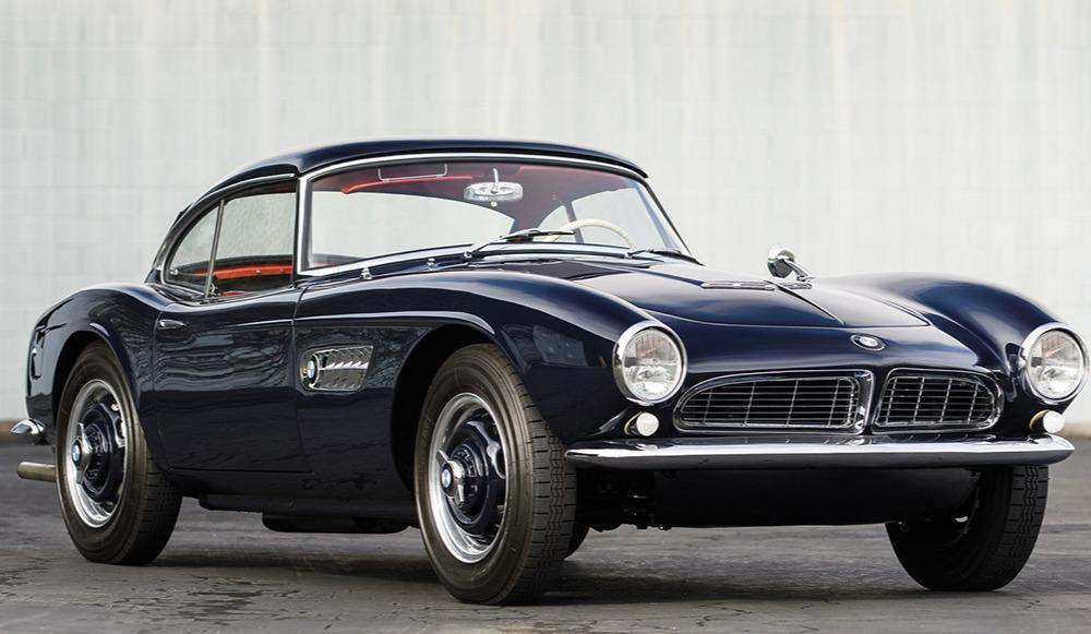 Teutonic Beauty - BMW 507 (1956-1960)