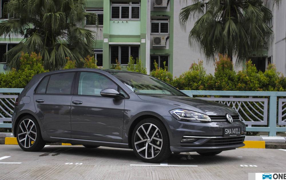 Volkswagen Golf Highline 1.4 TSI (DSG) 2018 Review Singapore ...
