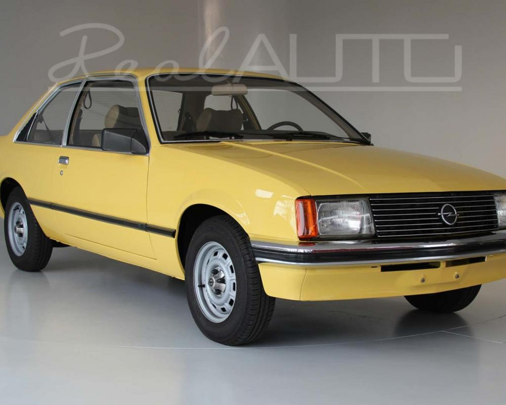 OPEL Rekord E 1.9 - Real-Auto | The Classic Car Company