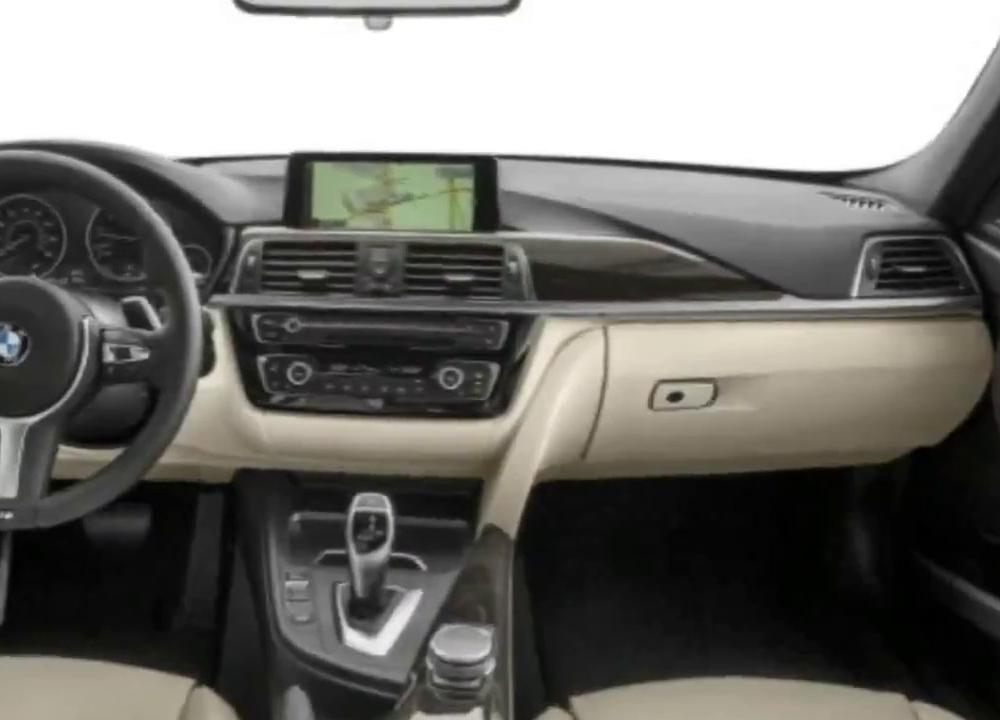 NEW RESIGNED 2018 BMW 340 INTERIOR - YouTube