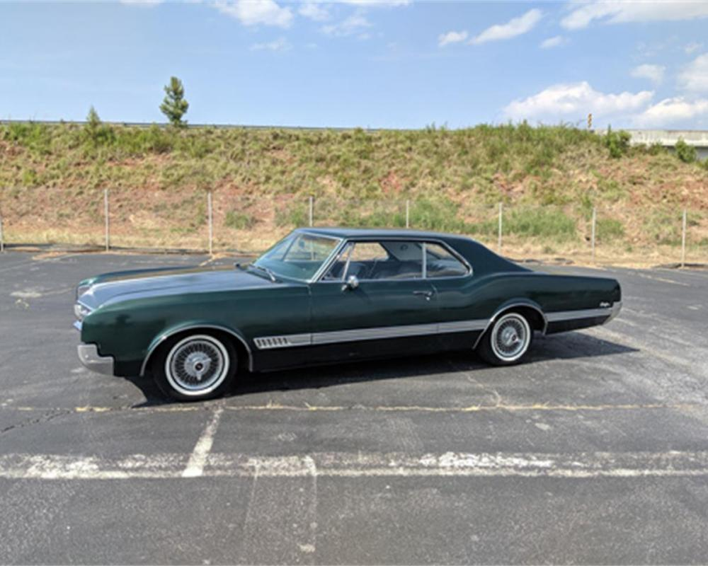 1966 Oldsmobile Starfire for Sale | ClassicCars.com | CC-1229955