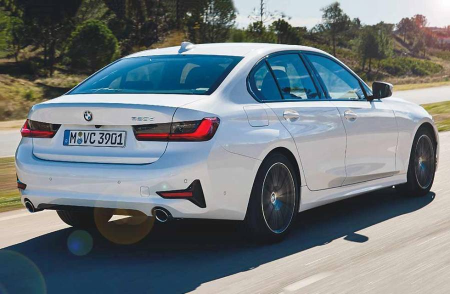 First impressions of the 2020 BMW 330i xDrive G20 - Drive