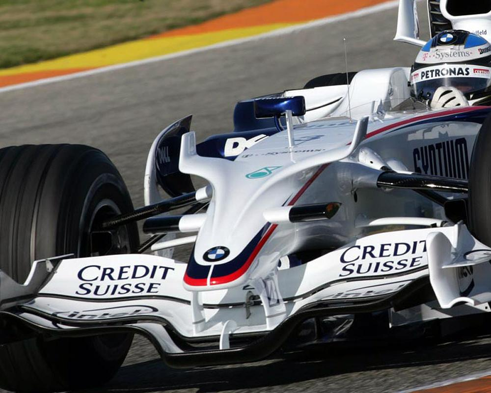 Williams-BMW F1 Car Wallpapers - Photos of Williams-BMW Formula ...