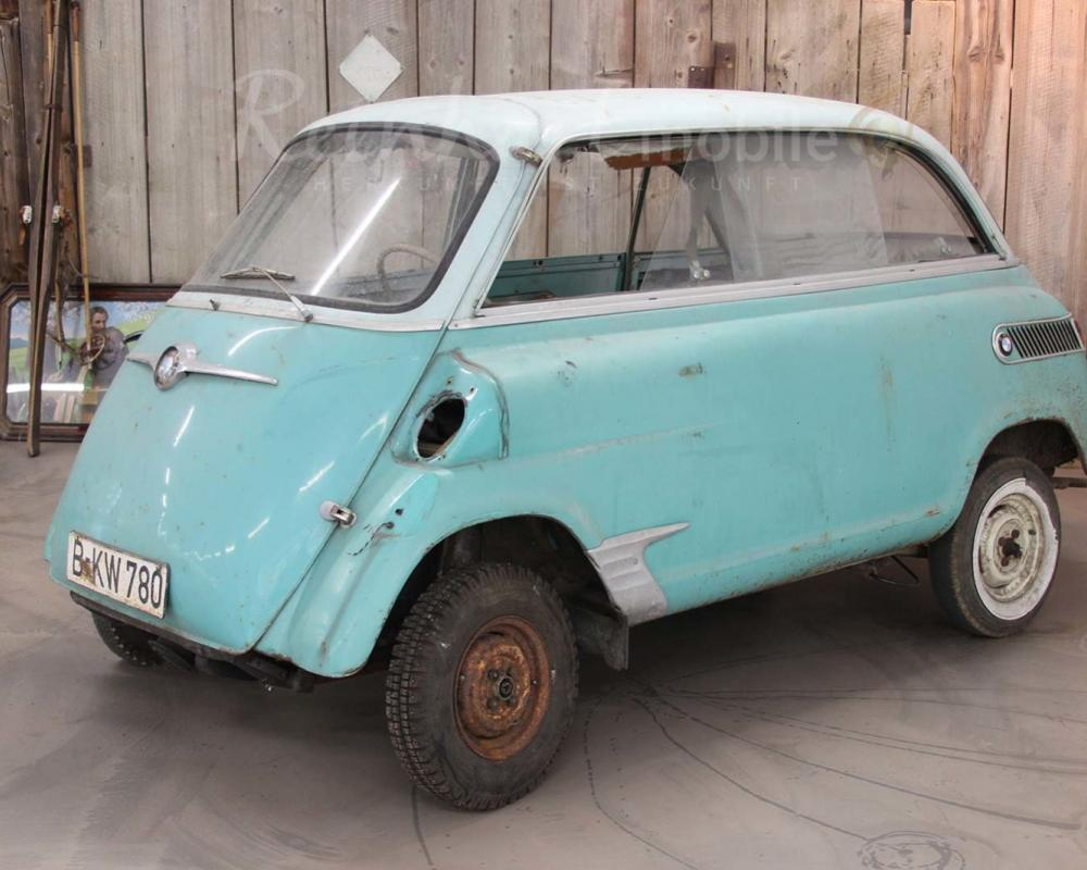 BMW Isetta 600 - Real-Auto | The Classic Car Company