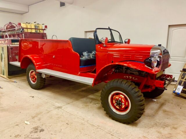1950 DODGE POWER WAGON FIRE TRUCK (FAMOUS RADLAB TRUCK) for sale ...