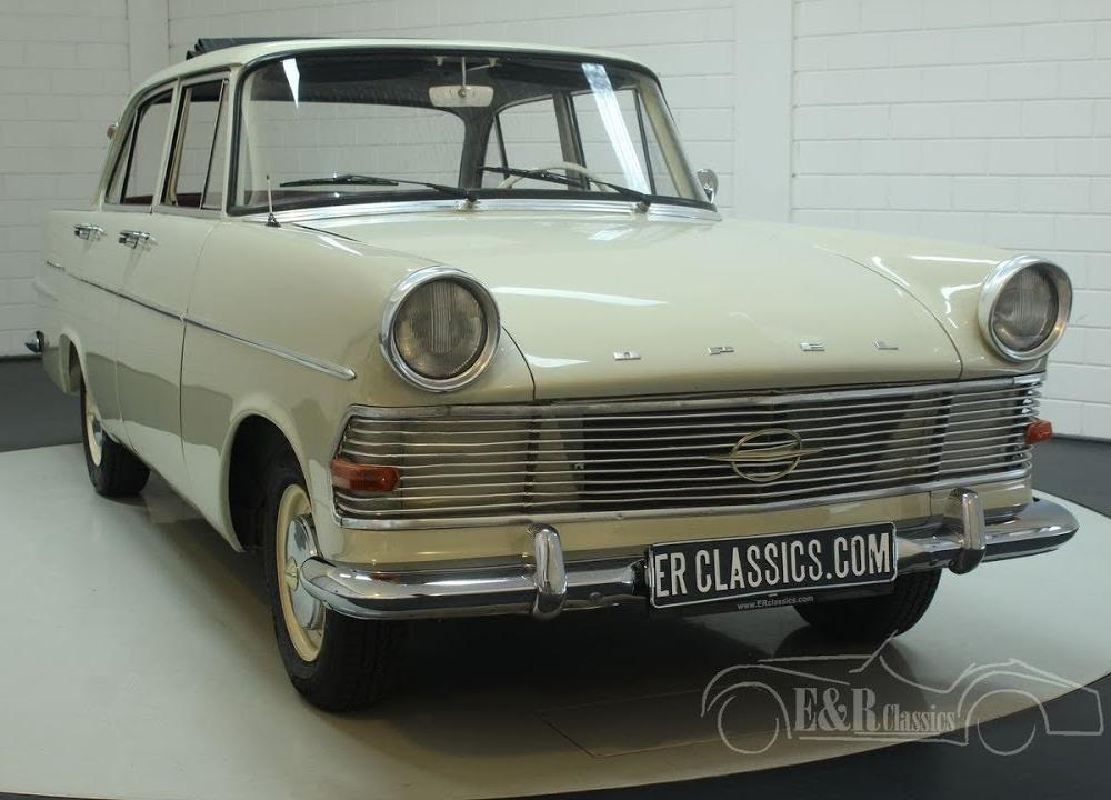 Opel Rekord Olympia P2 1700L 1961-VIDEO- www.ERclassics.com - YouTube