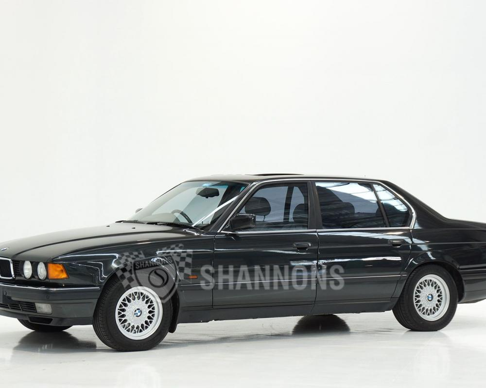 Sold: BMW 740iL Saloon Auctions - Lot 10 - Shannons