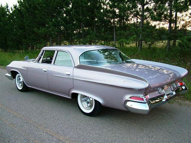 1961 Dodge Seneca All-Steel Barn Find Original Restored Sedan ...