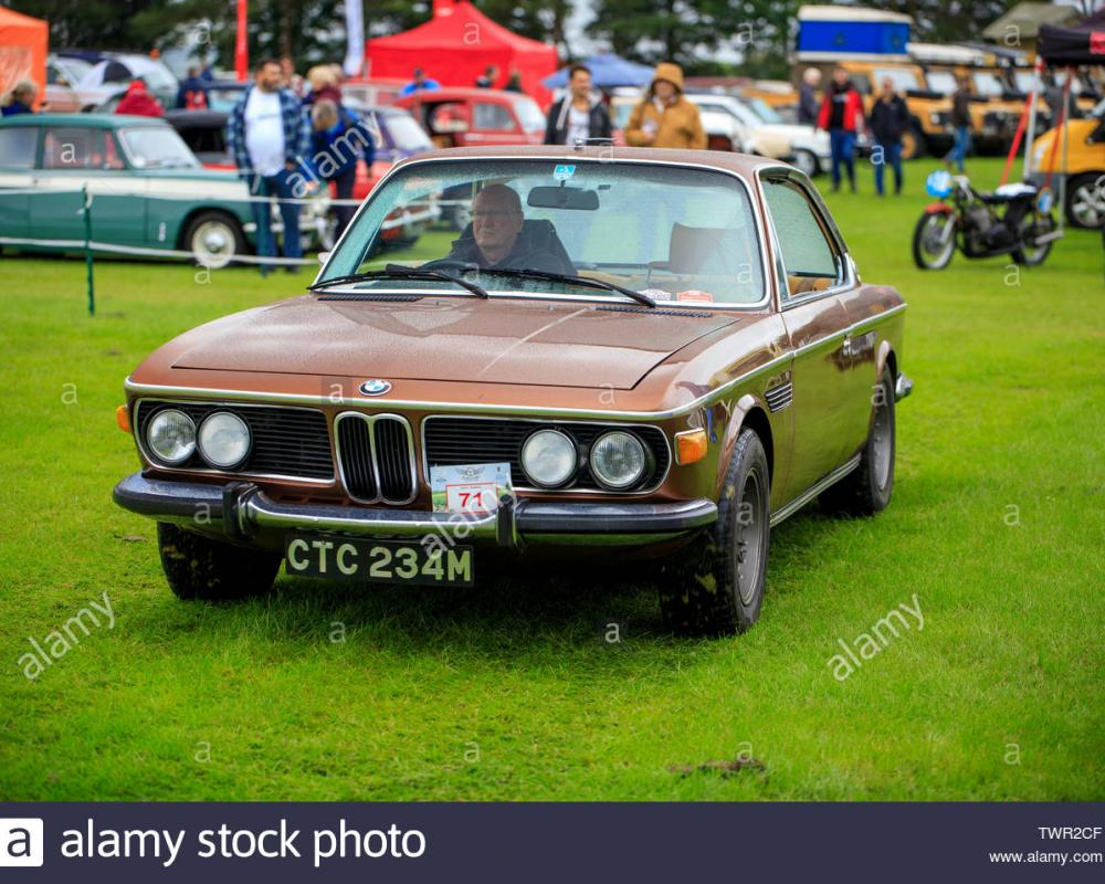 CTC 234M, BMW 3.0 CSI, 1974 at The Bath Festival of Motoring 2019 ...