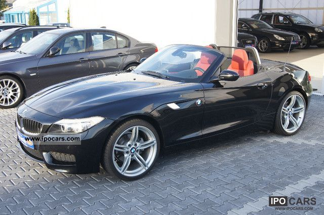 2010 BMW Z4 sDrive23i M-Sport Package - Car Photo and Specs