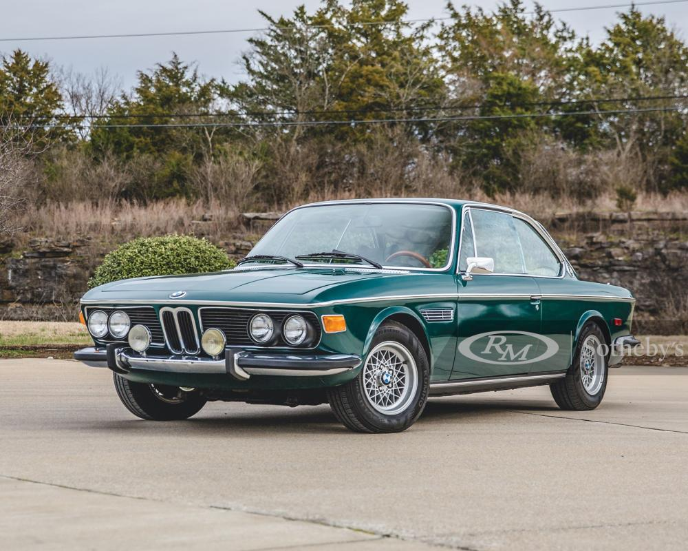 1973 BMW 3.0 CSi Coupe | Fort Lauderdale 2019 | RM Auctions