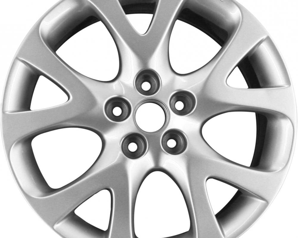 "Amazon.com: Auto Rim Shop - New Reconditioned 18"" OEM Wheel for ..."