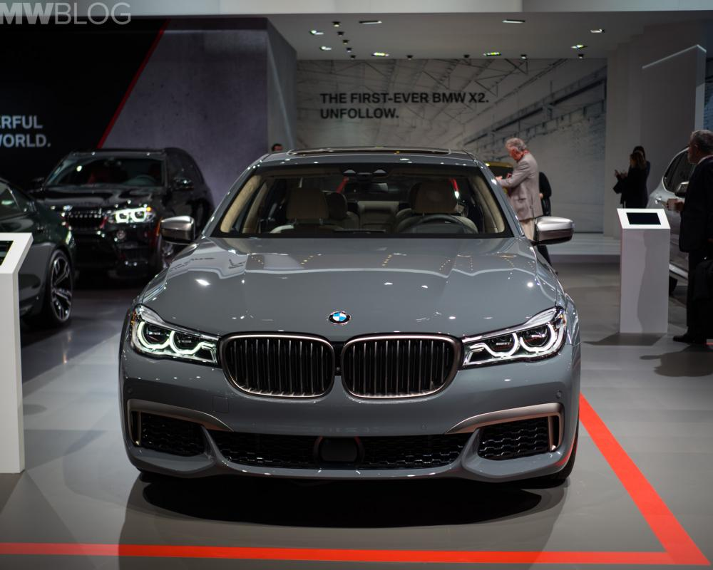 "BMW Files for ""BMW M7"" Trademark -- Could it finally be happening?"