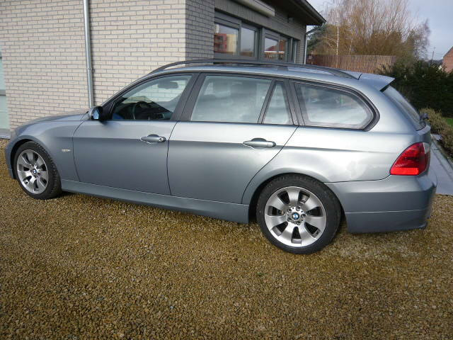 Bmw 320d Break #4701209