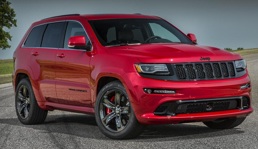 The History of the Grand Cherokee SRT | Miami Jeep Dealers