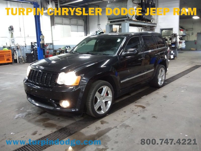 Used 2008 Jeep Grand Cherokee SRT-8 in Dubuque IA