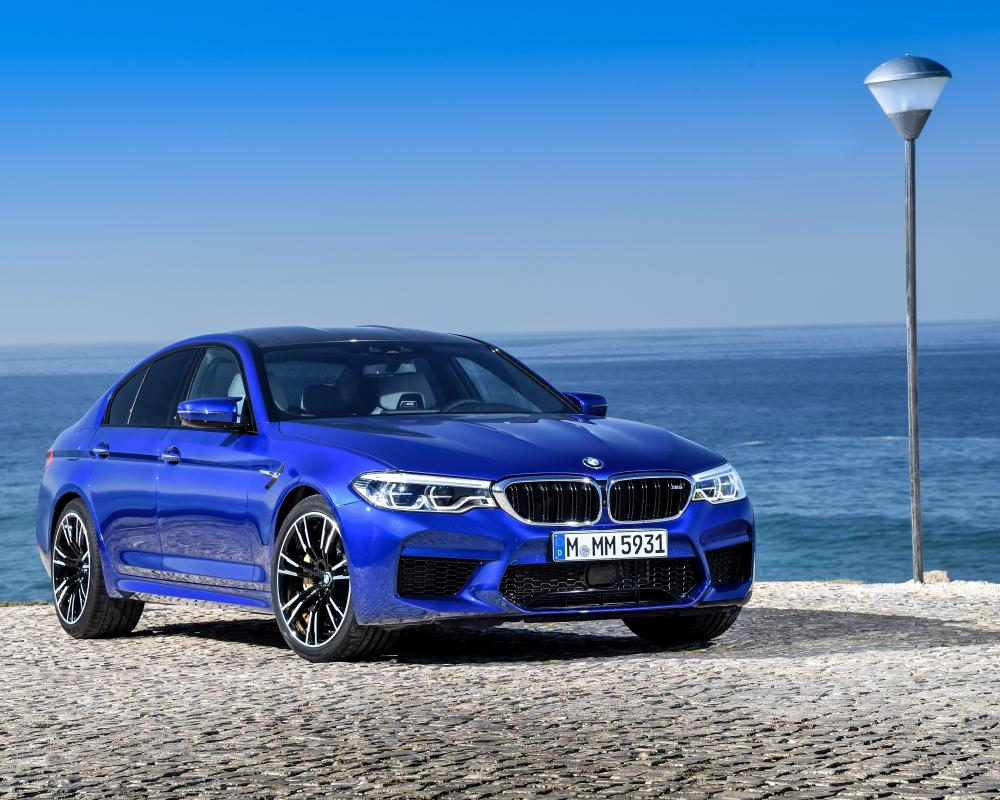2019 BMW M5 Review, Pricing, and Specs