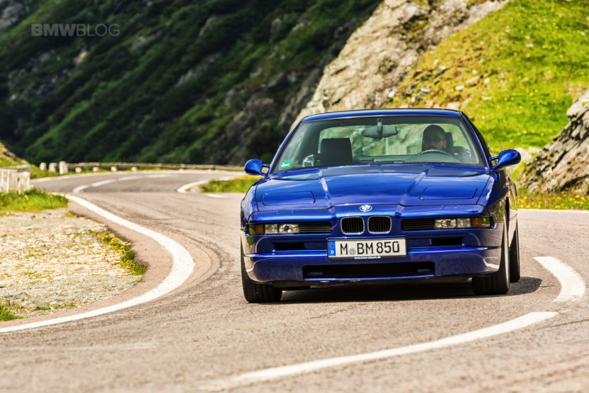 1994 'Youngtimer' BMW 850 CSi sold for almost $200k