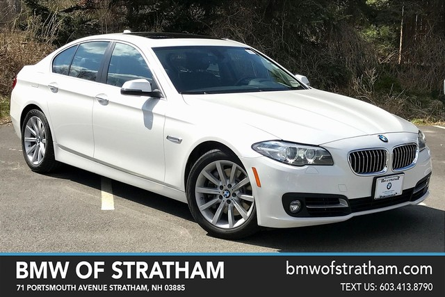 Used BMW 5 Series Cars - Ira Motor Group