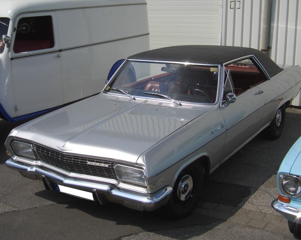 Opel Diplomat Coupe
