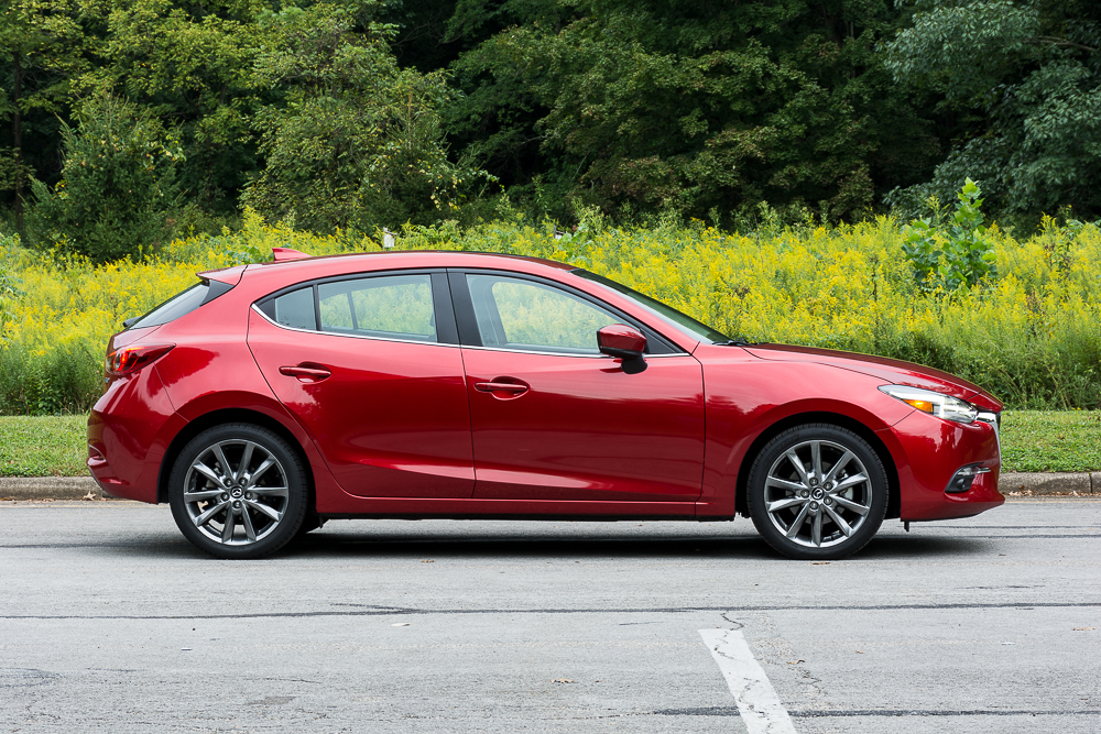 2018 Mazda 3 GT 5-Door Review – The Crossunder - The Truth About Cars
