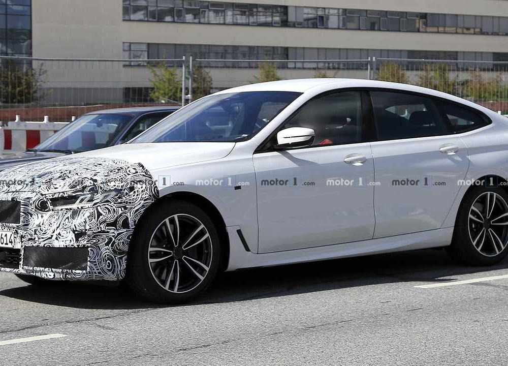 BMW 6 Series GT Facelift Spied Showing Minor Updates