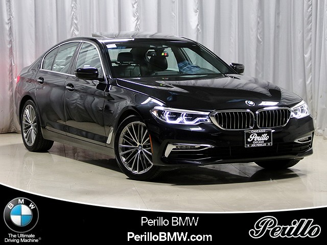 Certified Pre-Owned 2017 BMW 540i xDrive 540i xDrive Car in ...